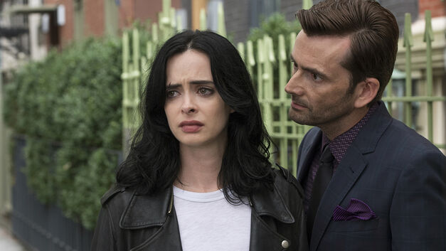 Why 'Jessica Jones' is the Best of the Marvel Netflix Shows
