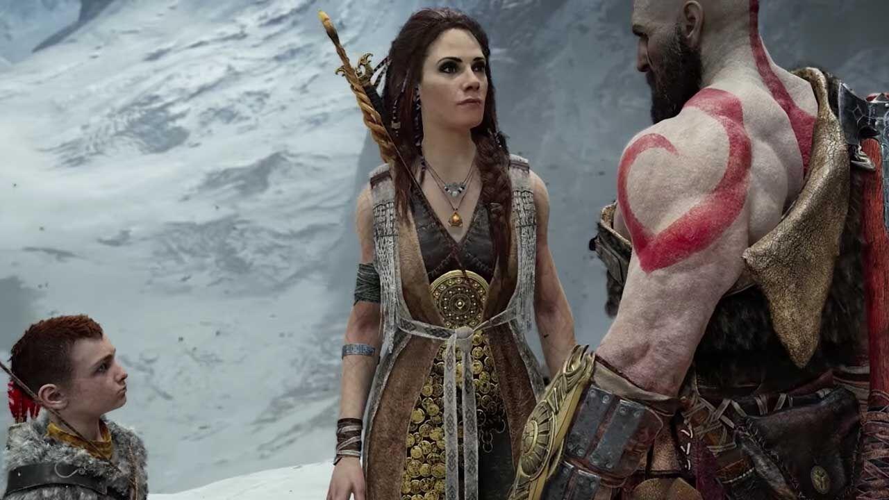 Who is Atreus' Mother in 'God of War'? (UPDATED)   FANDOM