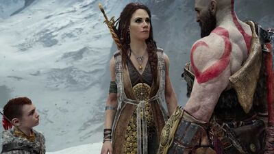 Who is Atreus' Mother in 'God of War'? (UPDATED)