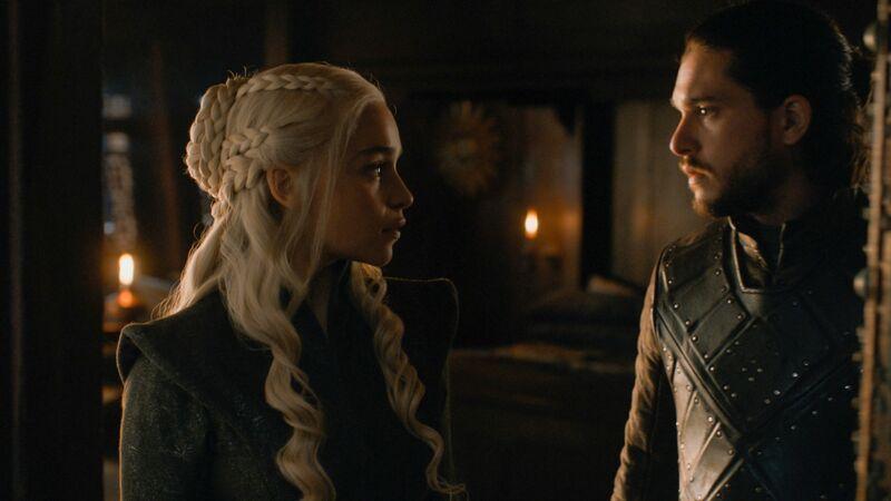 Game of Thrones-Daenerys-Jon