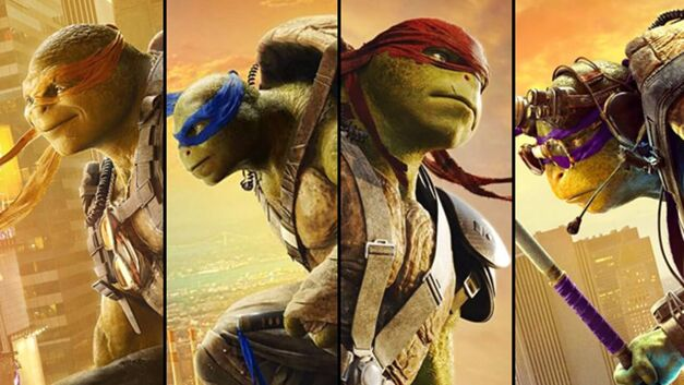 TMNT-Characters