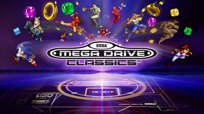 Nine Must-Play Games from the New Mega Drive Classics Collection