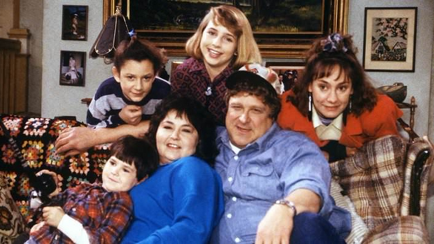 Roseanne cast on ABC