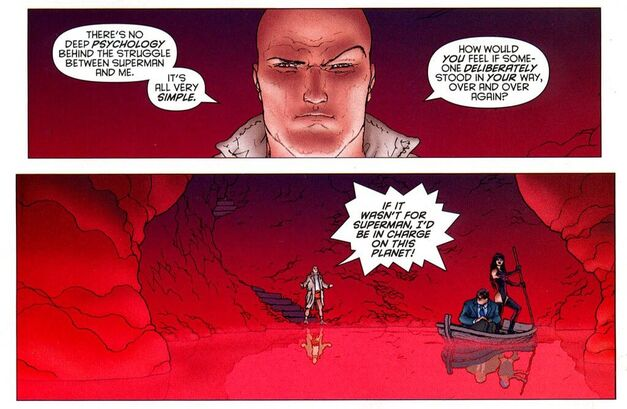 Lex Luthor All-Star Superman