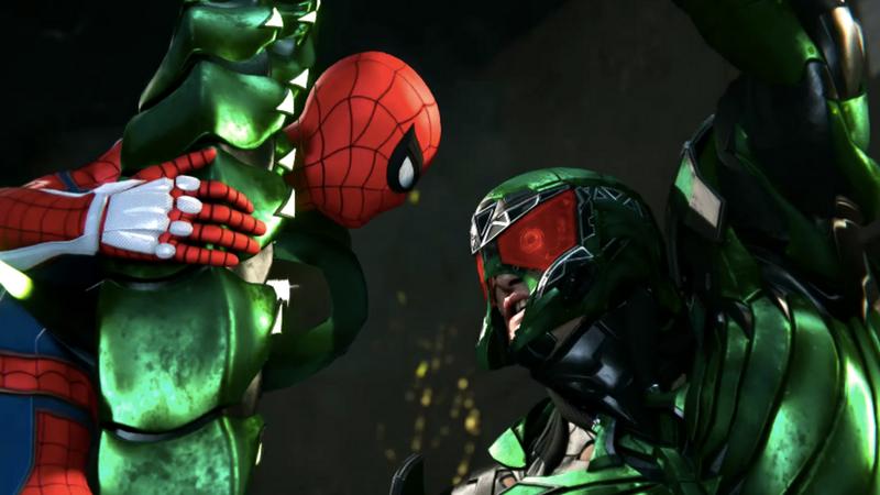 Marvel's Spider-Man Scorpion