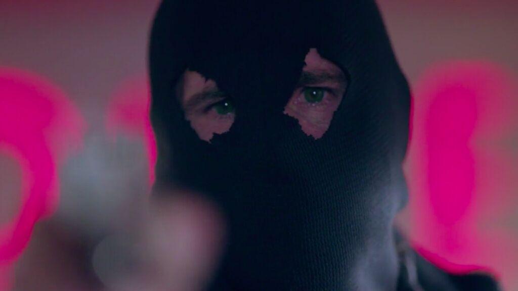 Image result for Black Hood Riverdale