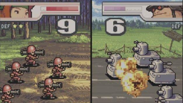 Tanks soldiers bazooka battle