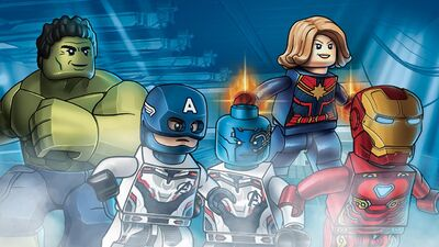 Which LEGO Marvel Avengers Minifigure Are You?