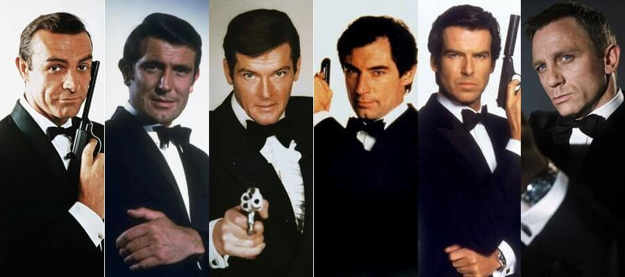 James Bond All Bonds
