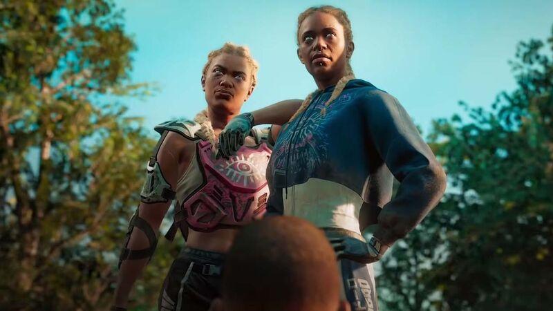 Far Cry New Dawn Is A Weirdly Colourful Standalone Sequel To Far Cry 5 Fandom