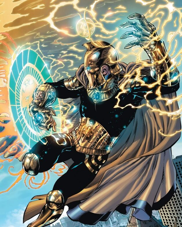 doctor fate new 52 dc comics