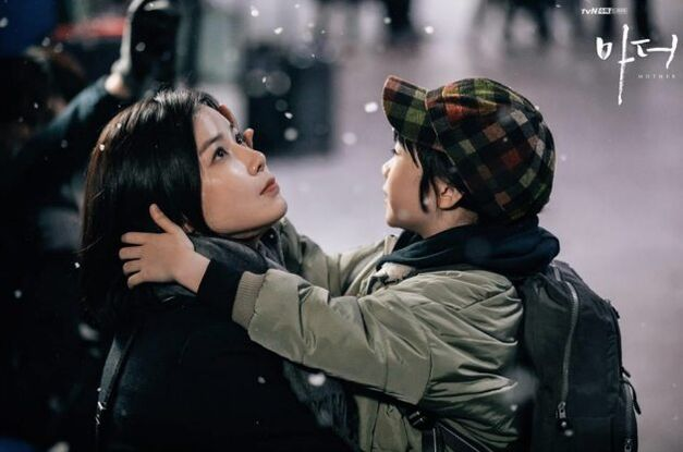 call me mother su jin hye na snow