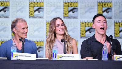 'The Strain' Panel Just Dropped the Mic at Comic-Con