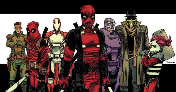MMC31 - Deadpool and Mercs
