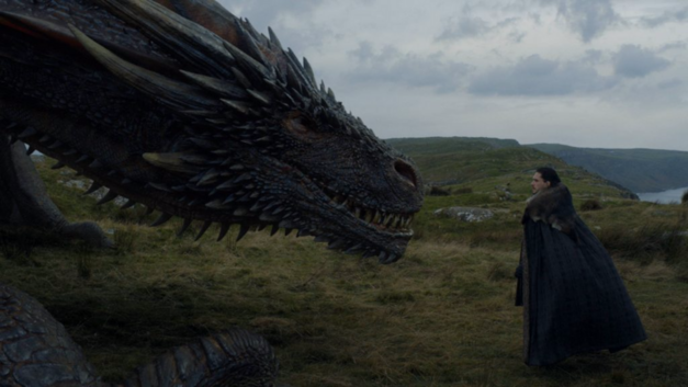 Game of Thrones_Episode 5_Jon_Drogon