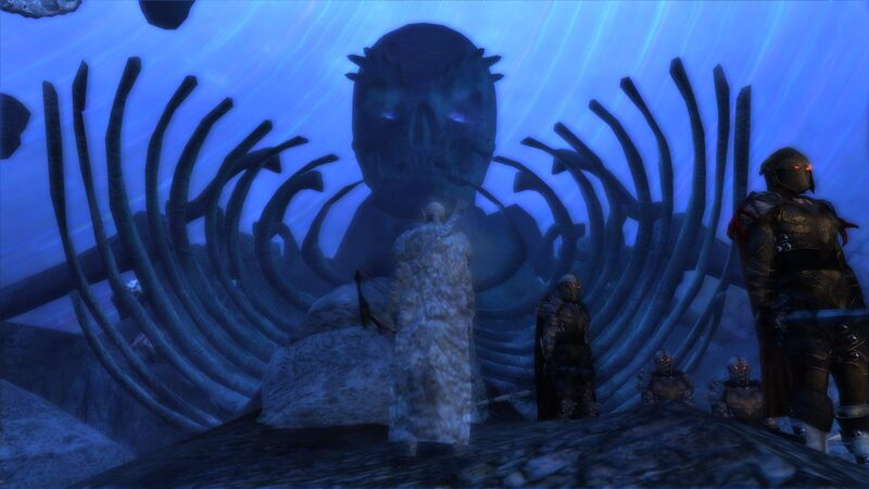 The Myrkul encounter in Neverwinter Nights 2: Mask of the Betrayer.