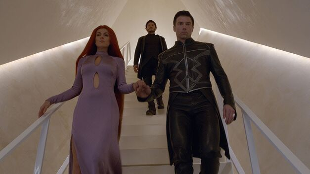 Inhumans_Black Bolt_Medusa