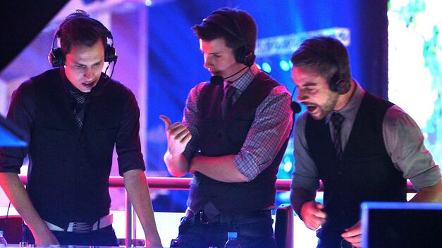 League of Legends Shoutcasters