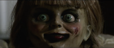 Real Life Scares on the Set of 'Annabelle Comes Home'