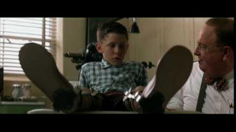 Forrest Gump Trailer In His Shoes