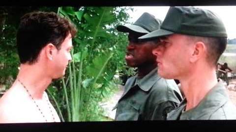Forrest Gump meets Lt Dan