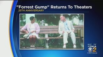 Forrest Gump Screening In Pittsburgh For 25th Anniversary