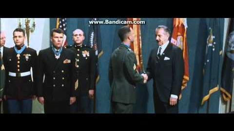 Forrest Gump 1994 - Cameo Role Lyndon B. Johnson