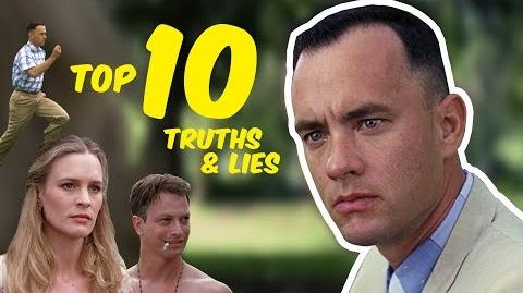 Top 10 Forrest Gump truths & lies
