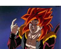 Goku vegeta gogeta 465