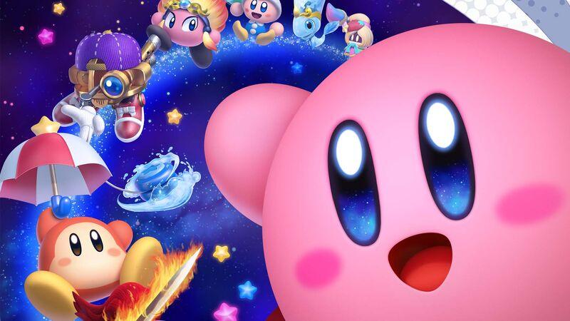 •  Release Date: March 16 (WW)  •  Developer: HAL Laboratory  •  Platform(s): Nintendo Switch  •  Genre: Action-Platformer