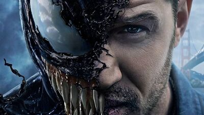 'Venom' First Look Gives the Comic Anti-Hero His Due