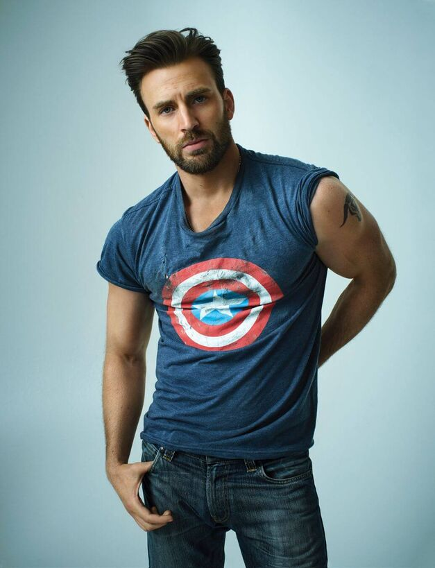 Chris Evans wants YOU