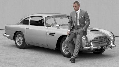 Iconic Cars of Pop Culture: James Bond