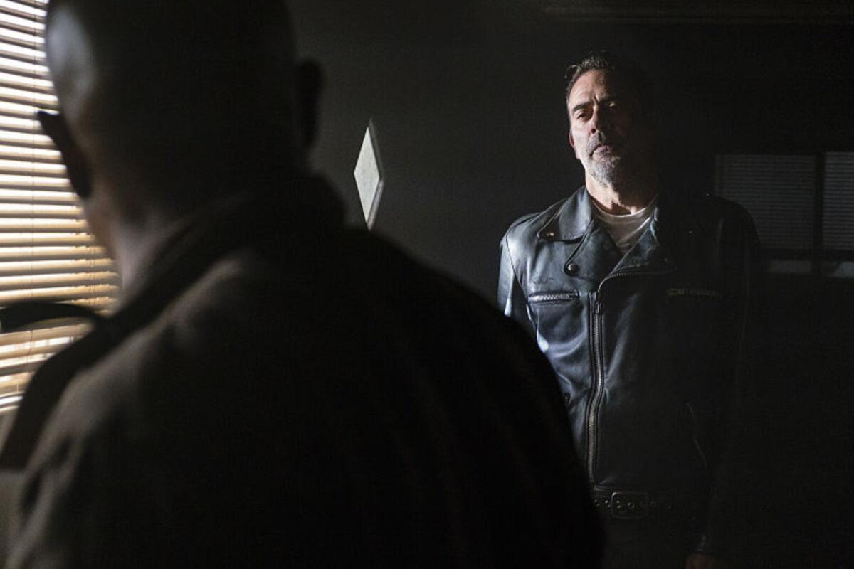 The Walking Dead-Negan-Gabriel