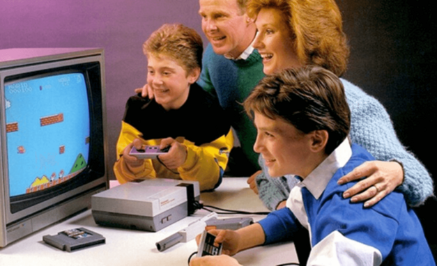 nes_family_playing