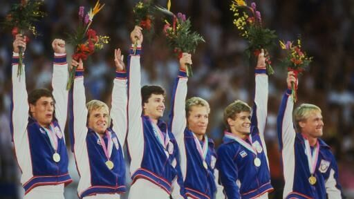 The US Men's gymnastics gold medal-winning team has spawned several acting attempts
