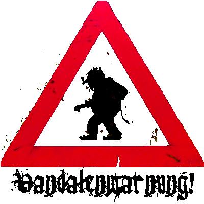 Vandalenwarnung!