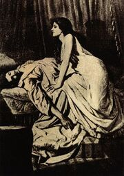 Philip Burne-Jones - The Vampire