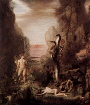 Gustave Moreau - Hydra