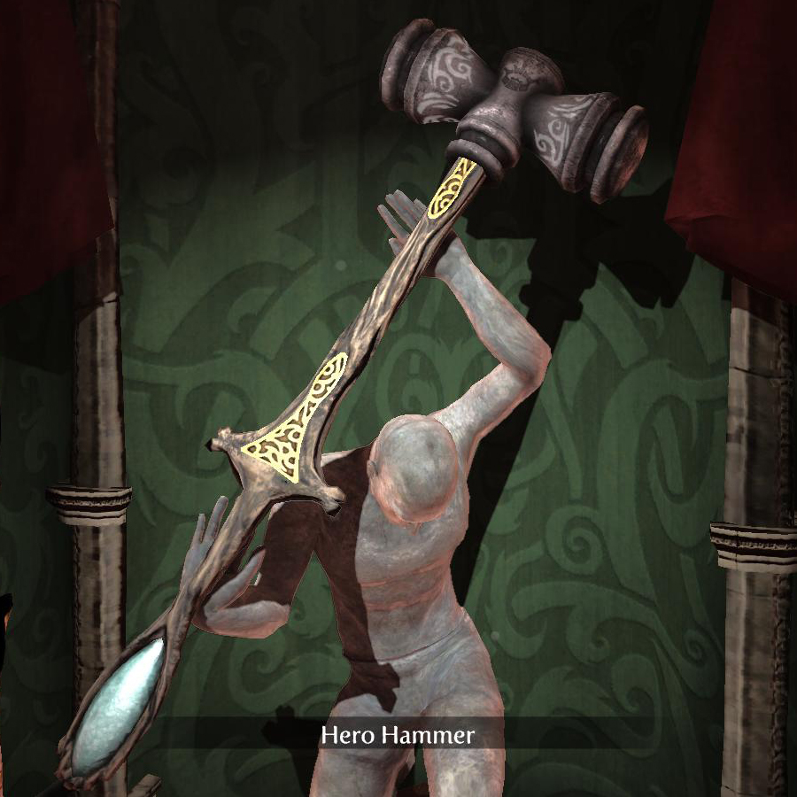 Hero Weapons   The Fable Wiki   FANDOM powered by Wikia