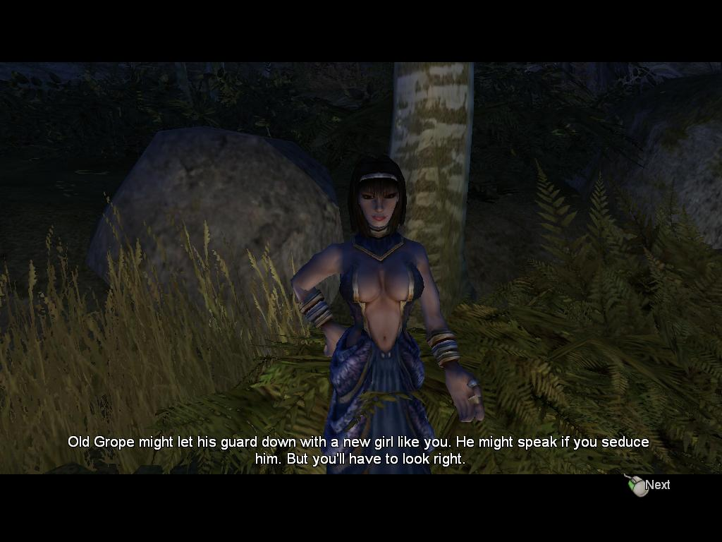 Fable sex with lady grey