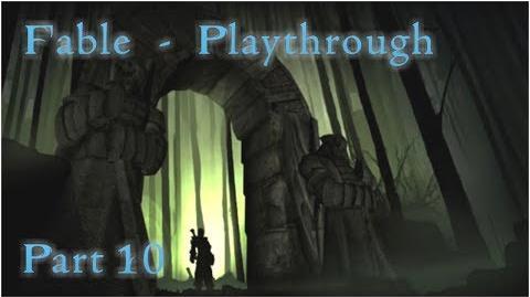 """Fable - Playthrough Part 10 (Finale) - """"Jacks Done It..."""""""