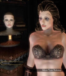 Fable 3 Silent Type Makeup