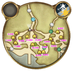 Fable - Oakwood House Map