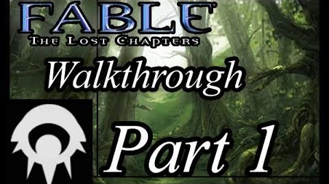 Fable The Lost Chapters Walkthrough - Part 1 - Childhood
