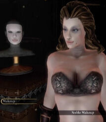 Fable 3 Noble Makeup