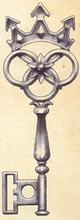 F3 Silver Key