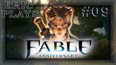 Fable Anniversary 9 White Balverine
