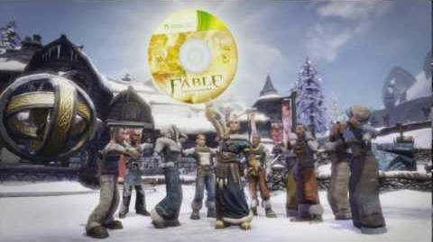 Fable Anniversary Gold And Pre Order Bonuses!
