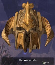 Holy Warrior Helm